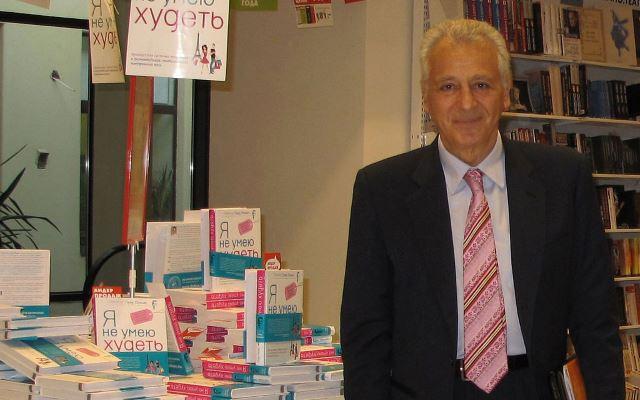 Pierre Dukan, ideatore della famigerata dieta Dukan