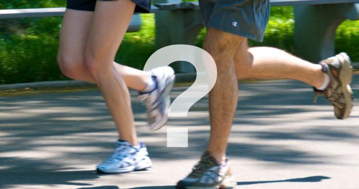Fare jogging può favorire l'aumento del grasso addominale?
