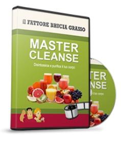 Master Cleanse, i video sulla purificazione del fegato